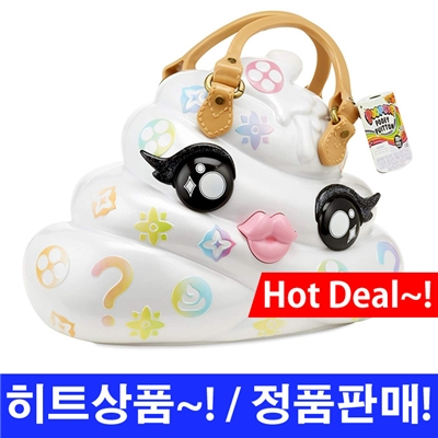 풉시 푸이 퓌똥 무지개 똥 슬라임 가방 키트 / Poopsie Pooey Puitton Slime Surprise Slime Kit & Carrying Case