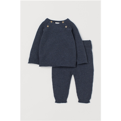 H&M Knit Sweater and Pants