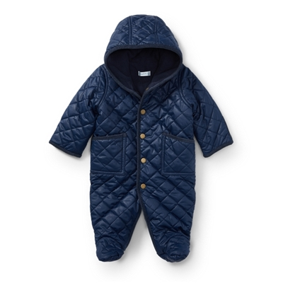 Polo Ralph Lauren Quilted Bunting