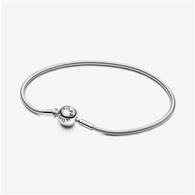 Pandora Me Snake Chain Bracelet | Silver | Pandora US
