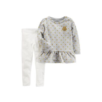 Carters 2-Piece Owl Pant Set