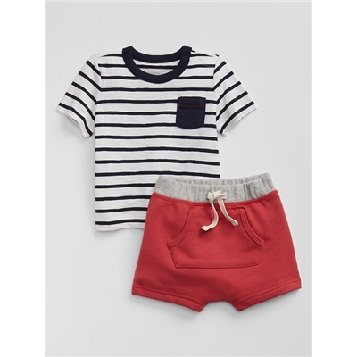 Gap Baby T-Shirt Outfit Set