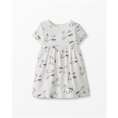 Hannaandersson Make Believe Dress In Organic Cotton
