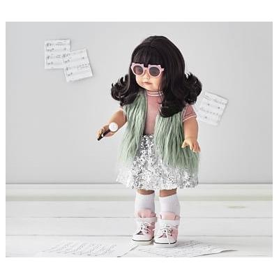 Potterybarn Special Edition Olivia Rockstar Goetz Doll
