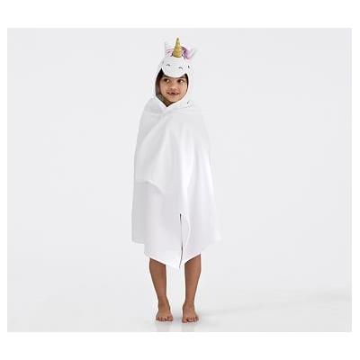 Potterybarn Unicorn Hooded Towel