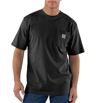 Carhartt K87 Pocket T-Shirt - Short Sleeve, Factory Seconds (For Men)