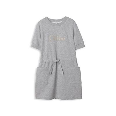 Chloe Little Girls & Girls Pocket Dress