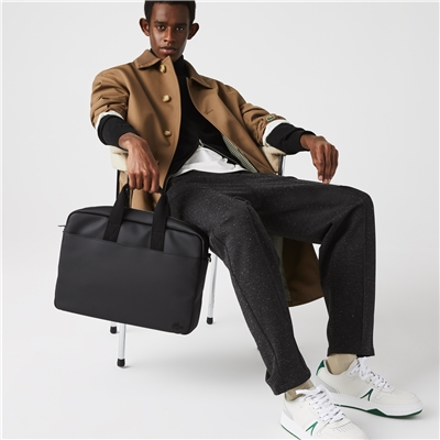 Lacoste Men's Classic Computer Bag