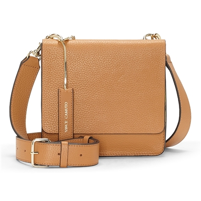 Vince Camuto Silas Leather Crossbody Bag