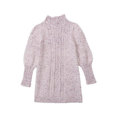 Janie and Jack Speckled Sweaterdress (Toddleru002FLittle Kidsu002FBig Kids)