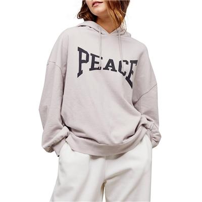 TOPSHOP Peace Hoodie