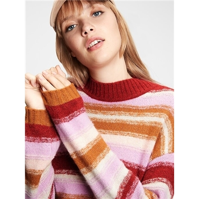 Gap Luxe Balloon Sleeve Sweater