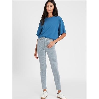 Bananarepublic High-Rise Skinny Jean