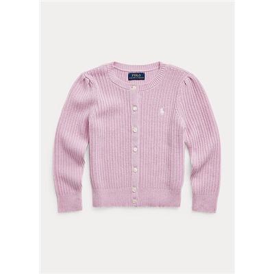 Polo Ralph Lauren Combed Cotton Cardigan
