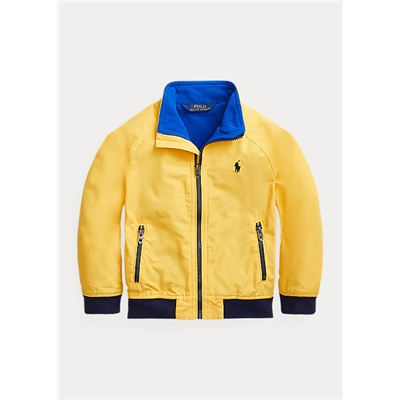 Polo Ralph Lauren Water-Resistant Windbreaker
