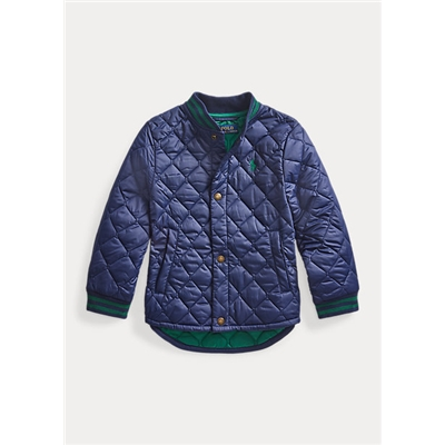 Polo Ralph Lauren Water-Resistant Quilted Jacket