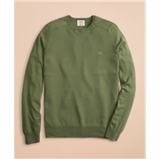 Brooksbrothers Cotton-Cashmere Crewneck Sweater