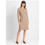 Clubmonaco Ribbed Sweater Dress
