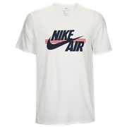 Nike Graphic T-Shirt - Mens / White/Red/White