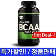 옵티멈뉴트리션 BCAA 필수아미노산 1000mg, 400캡슐 /OPTIMUM NUTRITION Instantized BCAA Capsules