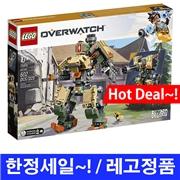 LEGO / 레고 오버워치 바스티온 / Overwatch 75974 Bastion Building Kit