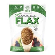 GNC Fee Fi Fo Flax Organic Milled Golden Roasted Flax