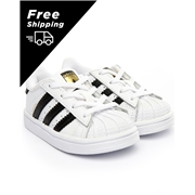 Adidas superstar i sneakers (5-10)