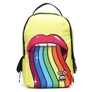 Buyers Picks rainbow lips backpack (unisex)