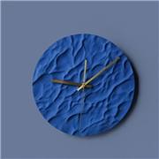 Venus Deco Minimalist Ripple-Inspired Clock