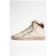 ZADIG&VOLTAIRE ZV1747 High Flash Crush Sneakers