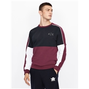 Armani Exchange CREW NECK SWEATSHIRT, Sweatshirt for Men | A|X Online Store