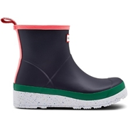 Hunter Original Play Short Speckle Sole Rain Boots - Womens