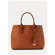 Lauren Large Leather Marcy Satchel