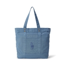 Polo Ralph Lauren Faux-Leather Reversible Tote