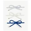 Anntaylor Bow Elastic Hair Tie Set