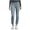 Current/elliott stiletto cropped jeans