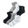 Polo Ralph Lauren Ankle Sport Sock 6-Pack