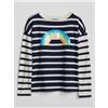 Gap Kids Flippy Sequin Long Sleeve Graphic T-Shirt