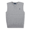 Polo Ralph Lauren Cable-Knit Cotton Sweater Vest