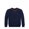Polo Ralph Lauren Cotton-Blend-Fleece Sweatshirt