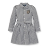 Polo Ralph Lauren Bengal-Stripe Shirtdress