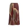 Polo Ralph Lauren Print Patchwork Skirt