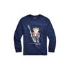 Polo Ralph Lauren Ski Bear Cotton Jersey Tee