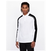 Armani Exchange LONG SLEEVE POLO WITH LOGO TAPE, LONG SLEEVES POLO for Men | A|X Online Store