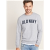 Oldnavy Logo-Graphic Crew-Neck Sweatshirt for Men