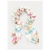 Polo Ralph Lauren Floral Scrunchie