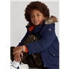 Polo Ralph Lauren Faux Fur Trim Down Parka