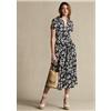 Polo Ralph Lauren Floral A Line Dress