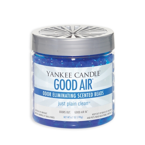 Yankee Candle Good Air Odor Eliminating Scented Beads in Just Plain Clean