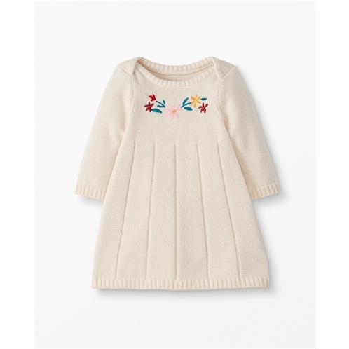 Hannaandersson Storyteller Sweater Dress In Cotton & Merino